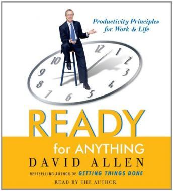 Ready For Anything, David Allen
