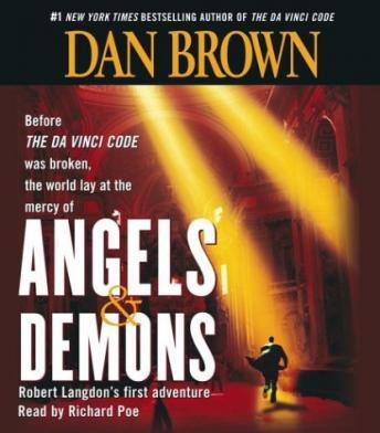 Angels & Demons: A Novel, Dan Brown