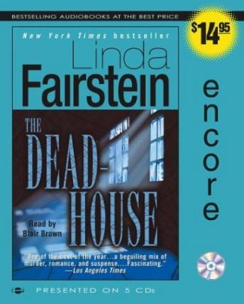 Deadhouse, Linda Fairstein