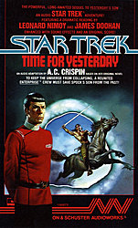 Star Trek Time For Yesterday, A.C. Crispin