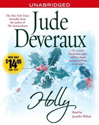 Holly, Audio book by Jude Deveraux
