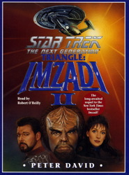 Star Trek the Next Generation: Triangle: Imzadi II, Peter David
