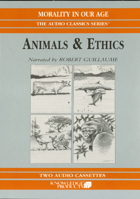 Animals and Ethics sample.