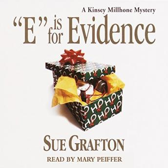 E Is for Evidence, Sue Grafton