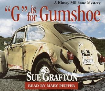 Download G is for Gumshoe by Sue Grafton