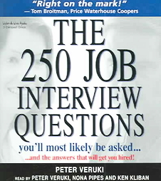 Download 250 Job Interview Questions You'll Most Likely Be Asked?: And the Answers That Will Get You Hired! by Peter Veruki