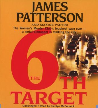 6th Target, James Patterson