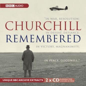 Churchill Remembered, Various Authors