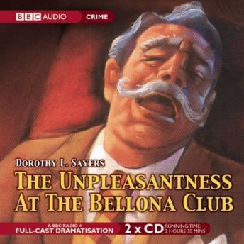 Unpleasantness At The Bellona Club, Dorothy L. Sayers