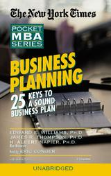 Pocket MBA Series:  25 Keys To A Sound Business Plan