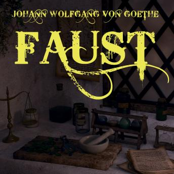 Johann Wolfgang von Goethe - Faust, Audio book by Johann Wolfgang Von Goethe