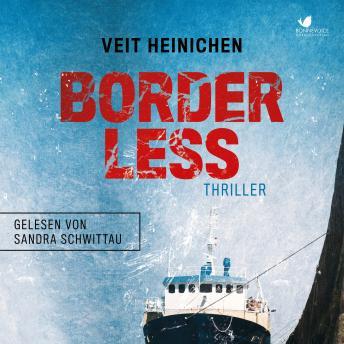 Borderless: Thriller (Xenia Zannier)