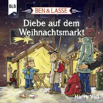 Ben und Lasse - Diebe auf dem Weihnachtsmarkt