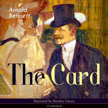 Card, Audio book by Arnold Bennett