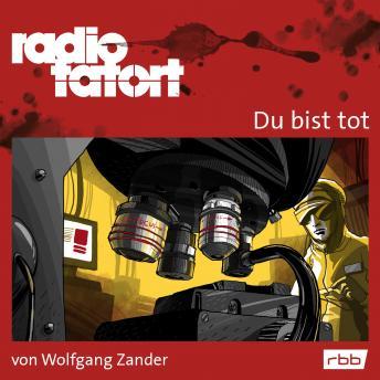 Radio Tatort rbb - Du bist tot