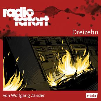 Radio Tatort rbb - Dreizehn