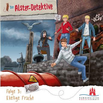Die Alster-Detektive, Folge 3: Eklige Fracht