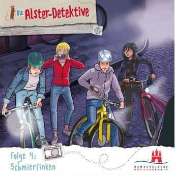 Die Alster-Detektive, Folge 4: Schmierfinken
