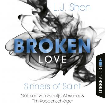Sinners of Saint - Broken Love, Band 4