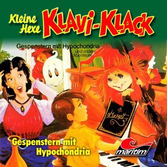 Kleine Hexe Klavi-Klack, Folge 1: Gespenstern mit Hypochondria