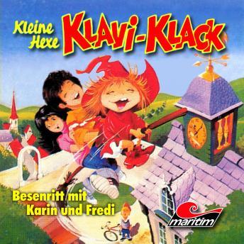 Kleine Hexe Klavi-Klack, Folge 2: Besenritt mit Karin und Fredi
