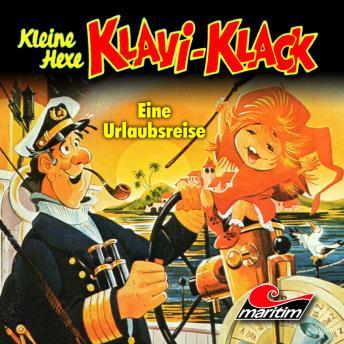 Kleine Hexe Klavi-Klack, Folge 3: Eine Urlaubsreise