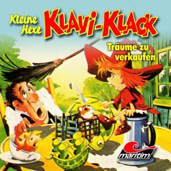 Kleine Hexe Klavi-Klack, Folge 5: Träume zu verkaufen