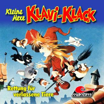 Kleine Hexe Klavi-Klack, Folge 8: Rettung für verlassene Tiere