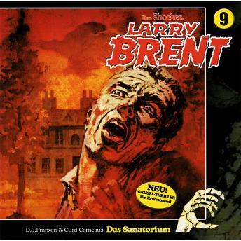 Larry Brent, Folge 9: Das Sanatorium
