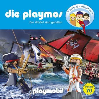 Die Playmos, Folge 70: Die Würfel sind gefallen (Das Original Playmobil Hörspiel)