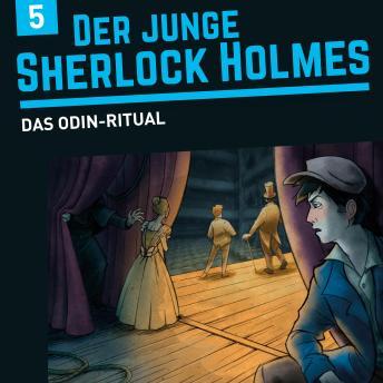 Der junge Sherlock Holmes, Folge 5: Das Odin-Ritual