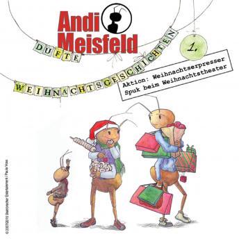 Andi Meisfeld, Dufte Weihnachtsabenteuer, Folge 01