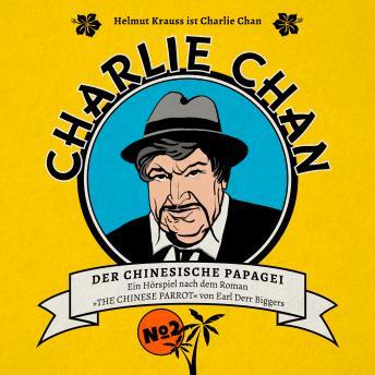 Charlie Chan, Fall 2: Der chinesische Papagei
