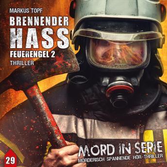 Mord in Serie, Folge 29: Brennender Hass - Feuerengel 2