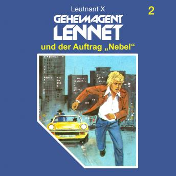 Geheimagent Lennet, Folge 2: Geheimagent Lennet und der Auftrag 'Nebel'