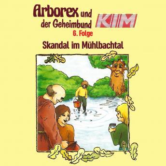 Arborex und der Geheimbund KIM, Folge 6: Skandal im Mühlbachtal
