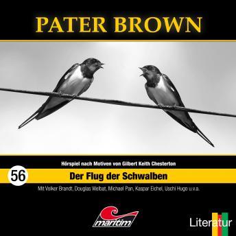 Pater Brown, Folge 56: Der Flug der Schwalben
