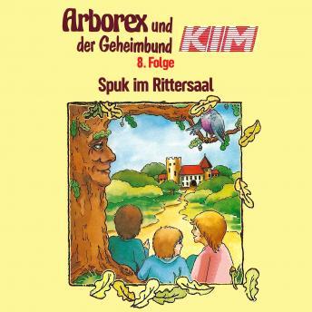 Arborex und der Geheimbund KIM, Folge 8: Spuk im Rittersaal