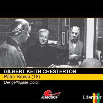 Pater Brown, Folge 18: Der geflügelte Dolch