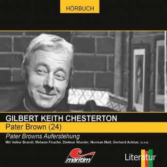 Pater Brown, Folge 24: Pater Browns Auferstehung