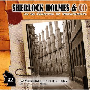 Sherlock Holmes & Co, Folge 42: Das Verschwinden der Louise M., Episode 2