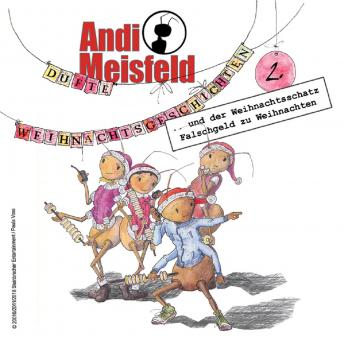 Andi Meisfeld, Folge 2: Dufte Weihnachtsabenteuer