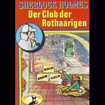 Sherlock Holmes, Der Club der Rothaarigen