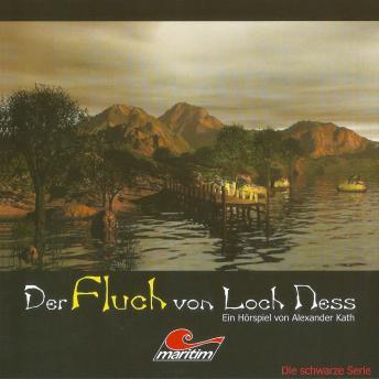 Die schwarze Serie, Folge 3: Der Fluch von Loch Ness