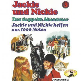 Jackie und Nickie - Das doppelte Abenteuer, Original Version, Folge 3: Jackie und Nickie helfen aus