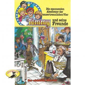 Tommy und seine Freunde, Folge 9: Der nächtliche Überfall