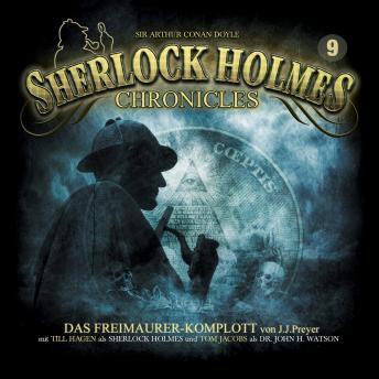 Sherlock Holmes Chronicles, Folge 9: Das Freimaurer-Komplott