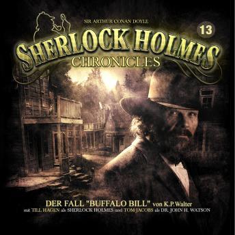 Sherlock Holmes Chronicles, Folge 13: Der Fall 'Buffalo Bill'