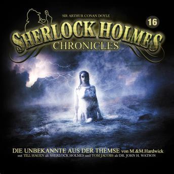 Sherlock Holmes Chronicles, Folge 16: Die Unbekannte aus der Themse