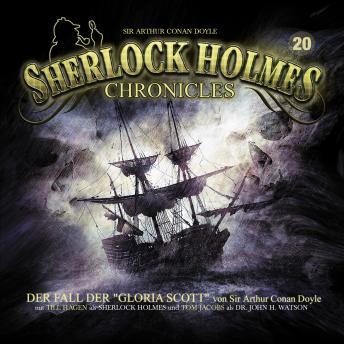 Sherlock Holmes Chronicles, Folge 20: Der Fall der 'Gloria Scott'